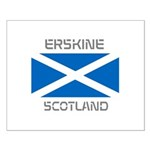 Erskine Scotland Small Poster