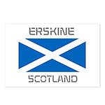 Erskine Scotland Postcards (Package of 8)