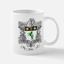Wilson Family Crest 1 Mugs