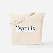 Cynthia: Mirror Tote Bag