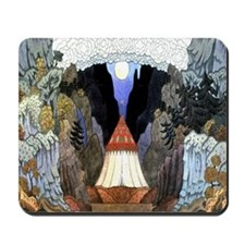 Shemakha Queens Tent Mousepad