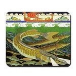 Underwater Kingdom Mousepad