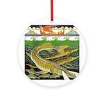 Underwater Kingdom Ornament (Round)