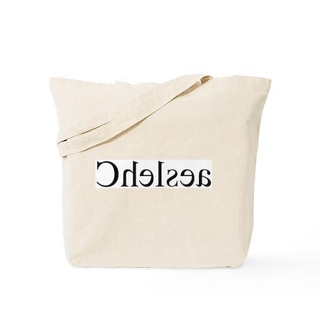 Chelsea: Mirror Tote Bag