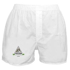 Funny Cage fighting Boxer Shorts