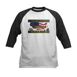 Truckers To Shutdown America Large Baseball Jersey