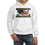Truckers To Shutdown America Large Hoodie