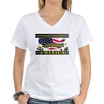 Truckers To Shutdown America Large T-Shirt