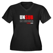 UnSub Plus Size T-Shirt