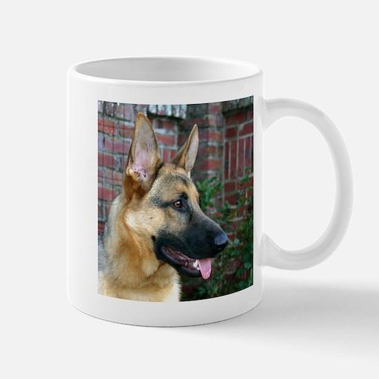German Shepherd Smaller Mug