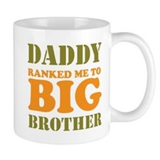 Daddy Ranked me to Big Brother Mug