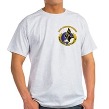DUI - 101st Airborne Division with Text T-Shirt