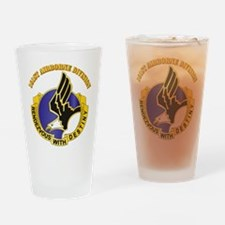 DUI - 101st Airborne Division with Text Drinking G