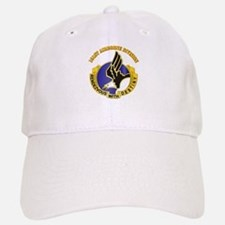 DUI - 101st Airborne Division with Text Baseball Baseball Cap