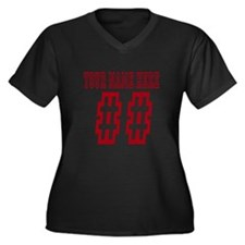 Game Day Plus Size T-Shirt