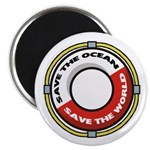Save The Ocean Magnet