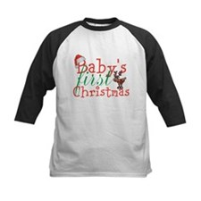 Baby's First Christmas Tee