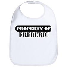 Property of Frederic Bib