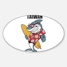 Taiwan Decal