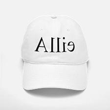 Allie: Mirror Baseball Baseball Cap