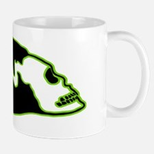 Bride Skull Mugs