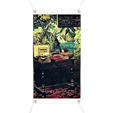 Monet - A Corner of the Studio Banner