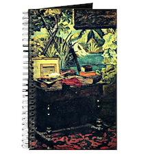 Monet - A Corner of the Studio Journal