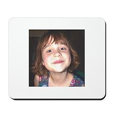 Adorable Girl Mousepad