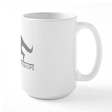 T Rex Hates Pushups Mug