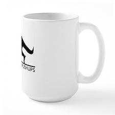 T Rex Hates Pushups Mugs