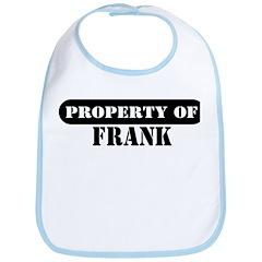 Property of Frank Bib
