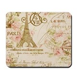 Paris vintage Mouse Pads