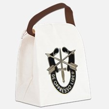 Special Forces Canvas Lunch Bag