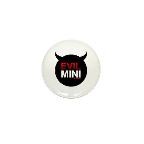 Evil Mini Mini Button