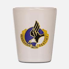 DUI - 101st Airborne Division Shot Glass