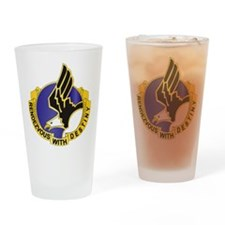 DUI - 101st Airborne Division Drinking Glass