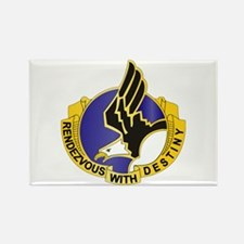 DUI - 101st Airborne Division Rectangle Magnet