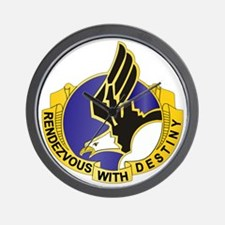 DUI - 101st Airborne Division Wall Clock