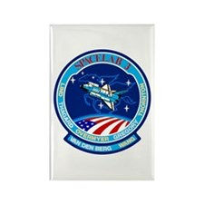 Discovery STS-51B Rectangle Magnet