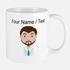 Custom Businessman Avatar Mugs