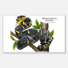Mangrove Snake Decal