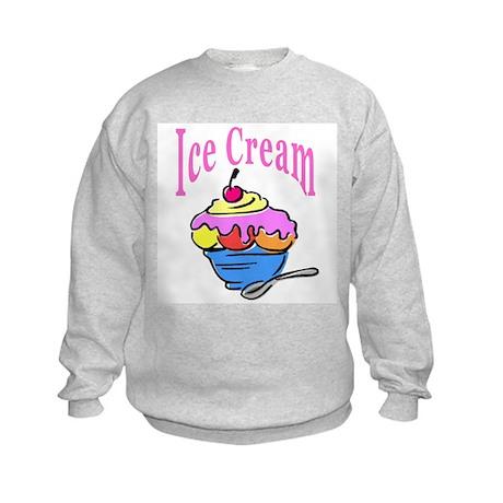 Ice Cream Kids Sweatshirt