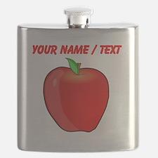 Custom Apple Flask