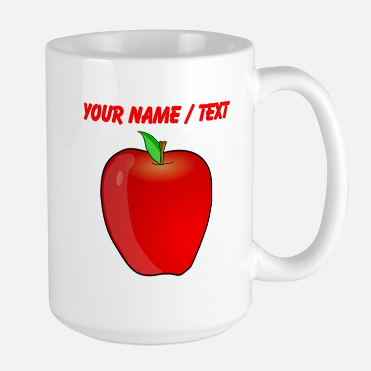 Custom Apple Mugs