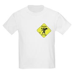 Cthulhu Crossing! Kids T-Shirt