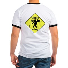 Cthulhu Crossing! (2-Sided) T