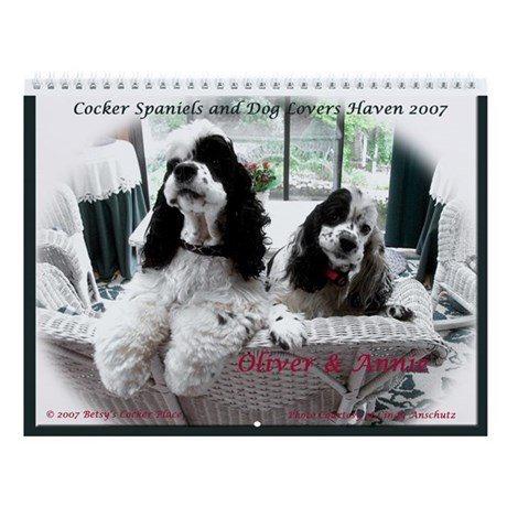 2007 Cocker Spaniels and Dog Lovers Haven