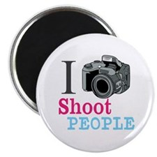 I Shoot People Magnet