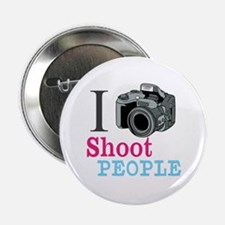 "I Shoot People 2.25"" Button (100 pack)"