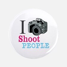 "I Shoot People 3.5"" Button"
